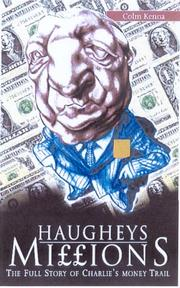 Cover of: Haughey's millions