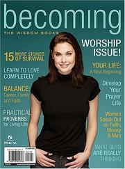 Cover of: Becoming |