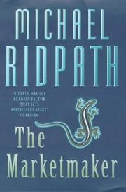 The marketmaker by Michael Ridpath