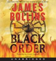 Cover of: Black Order CD | James Rollins