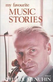 Cover of: My Favourite Music Stories (My Favourite...)