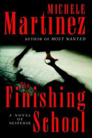 Cover of: The Finishing School LP | Michele Martinez