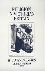 Cover of: Religion in Victorian Britain, Vol. II | Gerald Parsons