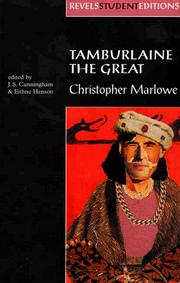 Cover of: Tamburlaine (The Revels Plays) | Christopher Marlowe