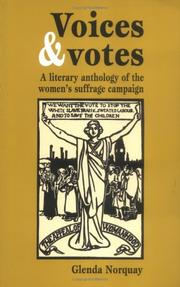 Cover of: Voices and Votes