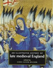 Cover of: An Illustrated History of Late Medieval England