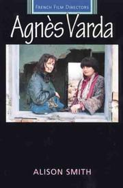 Cover of: Agnes Varda (French Film Directors)