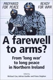 Cover of: A Farewell To Arms? |