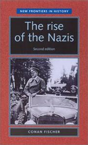 Cover of: The rise of the Nazis | Conan Fischer