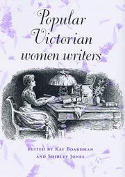 Cover of: Popular Victorian Women Writers |