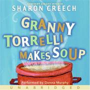 Cover of: Granny Torrelli Makes Soup CD
