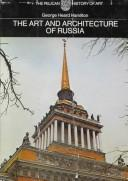 Cover of: The Art and Architecture of Russia (Hist of Art)