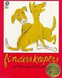 Cover of: Finders Keepers | Will