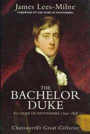 Cover of: The Bachelor Duke