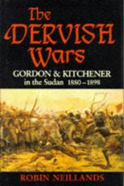 Cover of: The Dervish Wars