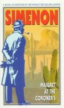 Cover of: Maigret at the Coroner
