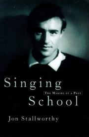 Cover of: Singing School: The Making of a Poet