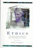 Cover of: Ethics |