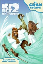Cover of: Ice Age 2: The Great Escape (Spanish edition): El gran escape (Ice Age 2)