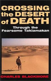 Cover of: Crossing the Desert of Death