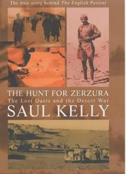 Cover of: The Hunt for Zerzura
