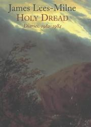 Cover of: Holy Dread