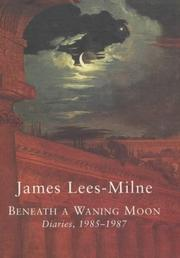 Cover of: Beneath a waning moon