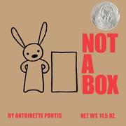 Cover of: Not a Box | Antoinette Portis