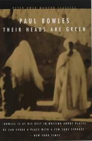 Cover of: Their Heads Are Green (Peter Owen Modern Classic)