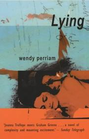 Cover of: Lying (Peter Owen Modern Classic)