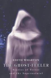 Cover of: The ghost-feeler: stories of terror and the supernatural