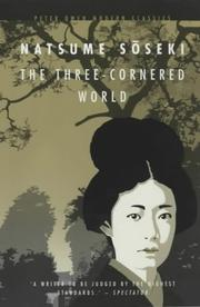 The Three-Cornered World (Peter Owen Modern Classic) by Natsume Sōseki, Alan Turney