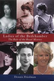 Cover of: Ladies Of The Bedchamber