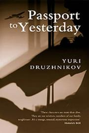 Cover of: Passport to yesterday