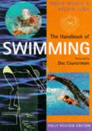 Cover of: The Handbook of Swimming (Pelham Practical Sports) | David Wilkie