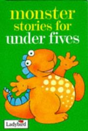 Cover of: Monster Stories for Under Fives (Little Stories)