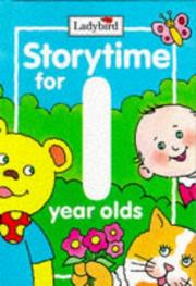 Cover of: Storytime for One Year Olds (Storytime Collection)