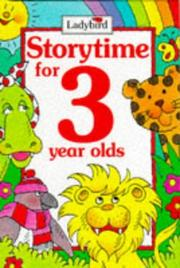 Cover of: Storytime for Three Year Olds