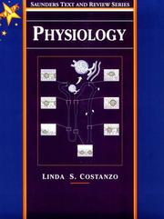 Physiology by Linda S. Costanzo