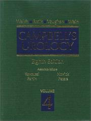 Cover of: Campbell's Urology
