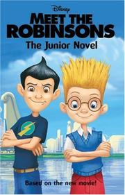 Cover of: Meet the Robinsons | Irene Trimble