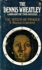 The Witch of Prague by Francis Marion Crawford