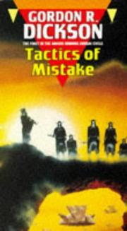 Cover of: Tactics of Mistake: A Dorsai Novel