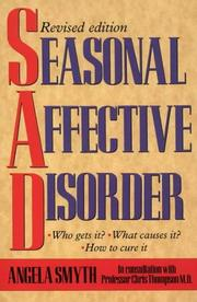 Cover of: Seasonal Affective Disorder