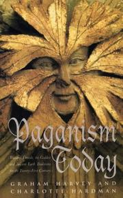 Cover of: Paganism Today