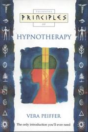 Cover of: Principles of Hypnotherapy (Principles of ...)