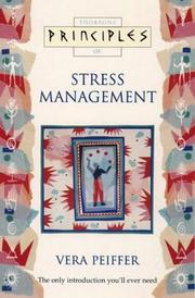 Cover of: Principles of Stress Management (Principles of ...)