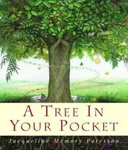 Cover of: A Tree in Your Pocket | Jacqueline Memory Paterson