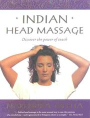 Cover of: Indian Head Massage | Narendra Mehta
