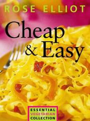 Cover of: Cheap and Easy